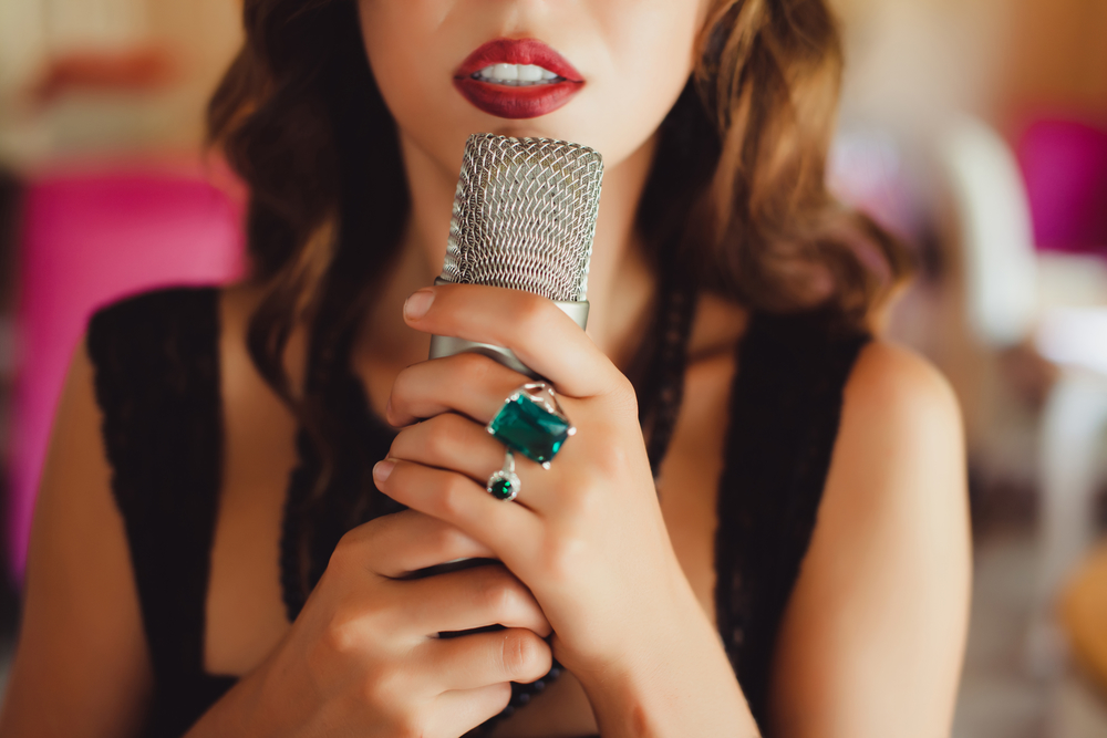 How to become a better singer at home