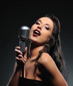 Singing in Vibrato
