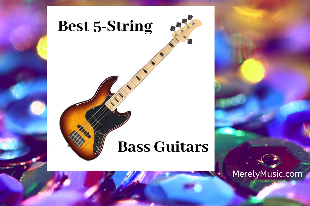 Best 5 String Bass Guitars