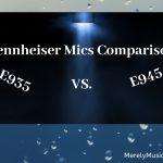 Sennheiser E935 vs. E945