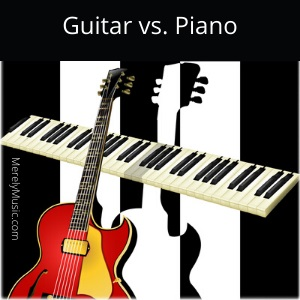 what is the best beginner choose between guitar and piano