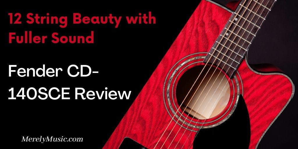 Fender 140 SCE review