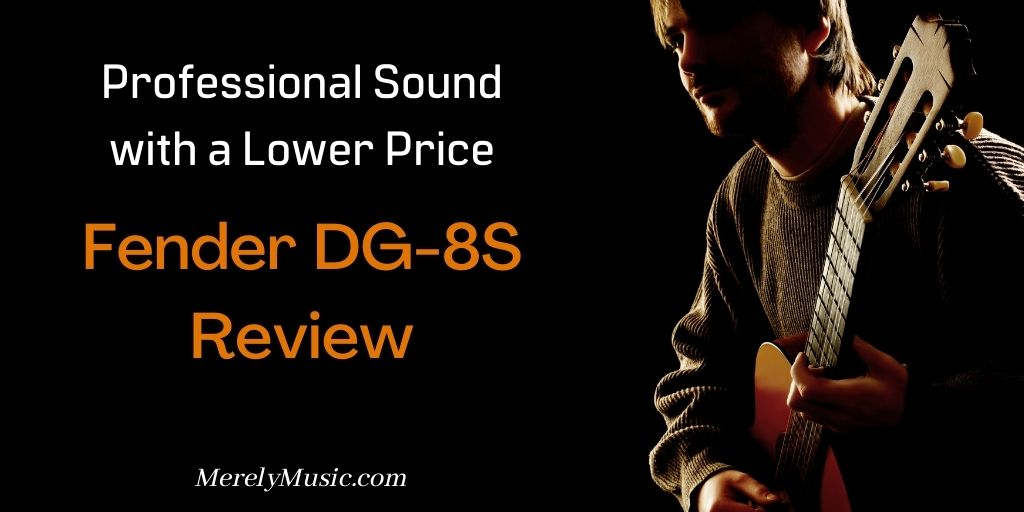 Fender DG-8S Review