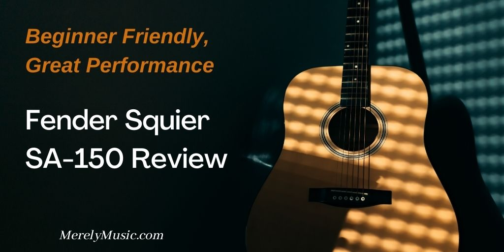 Fender Squier SA-150 Review