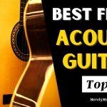 Best Fender Acoustic Guitars: Top 10
